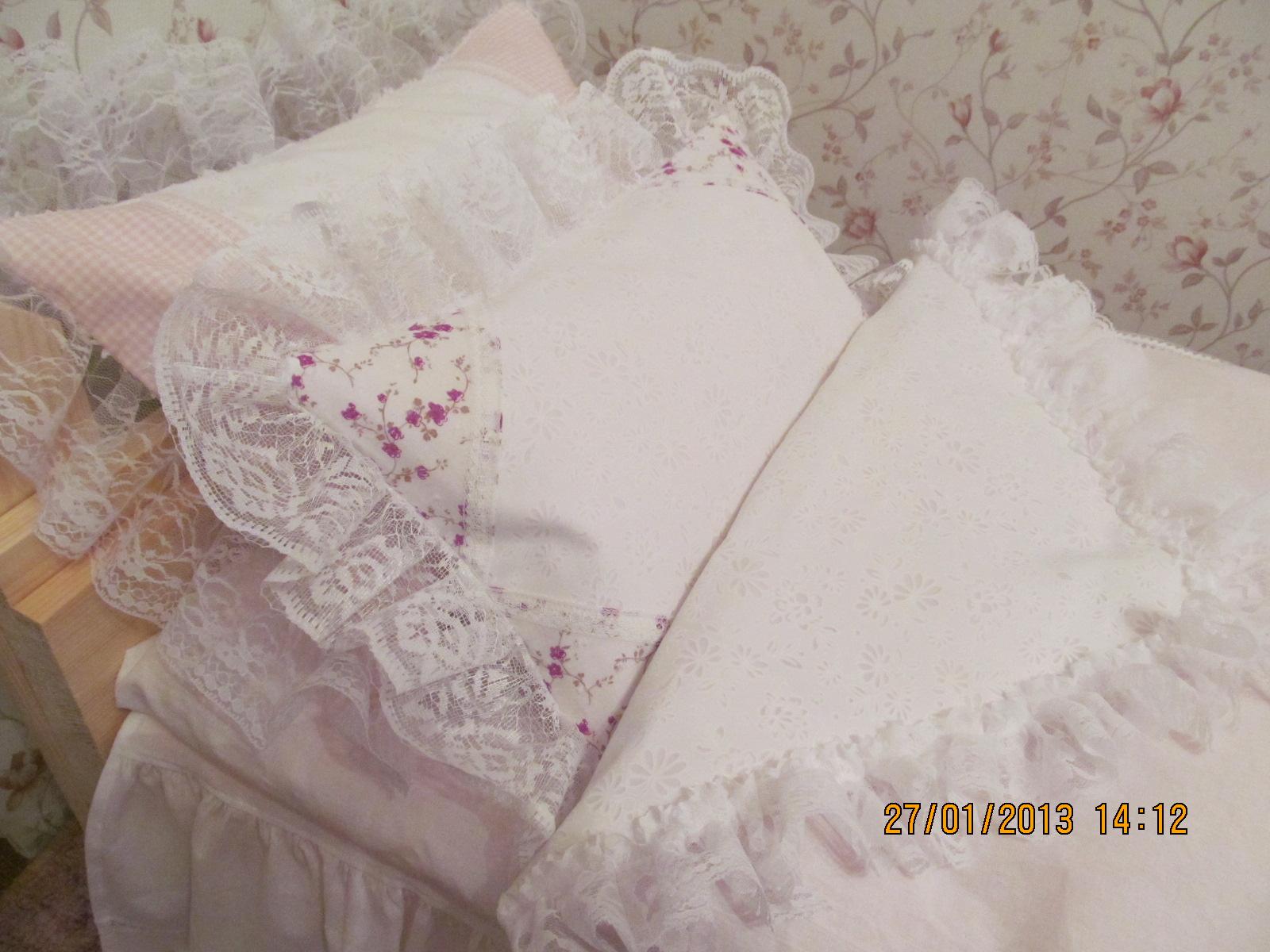 Как сшить одеяло и подушки для барби 18