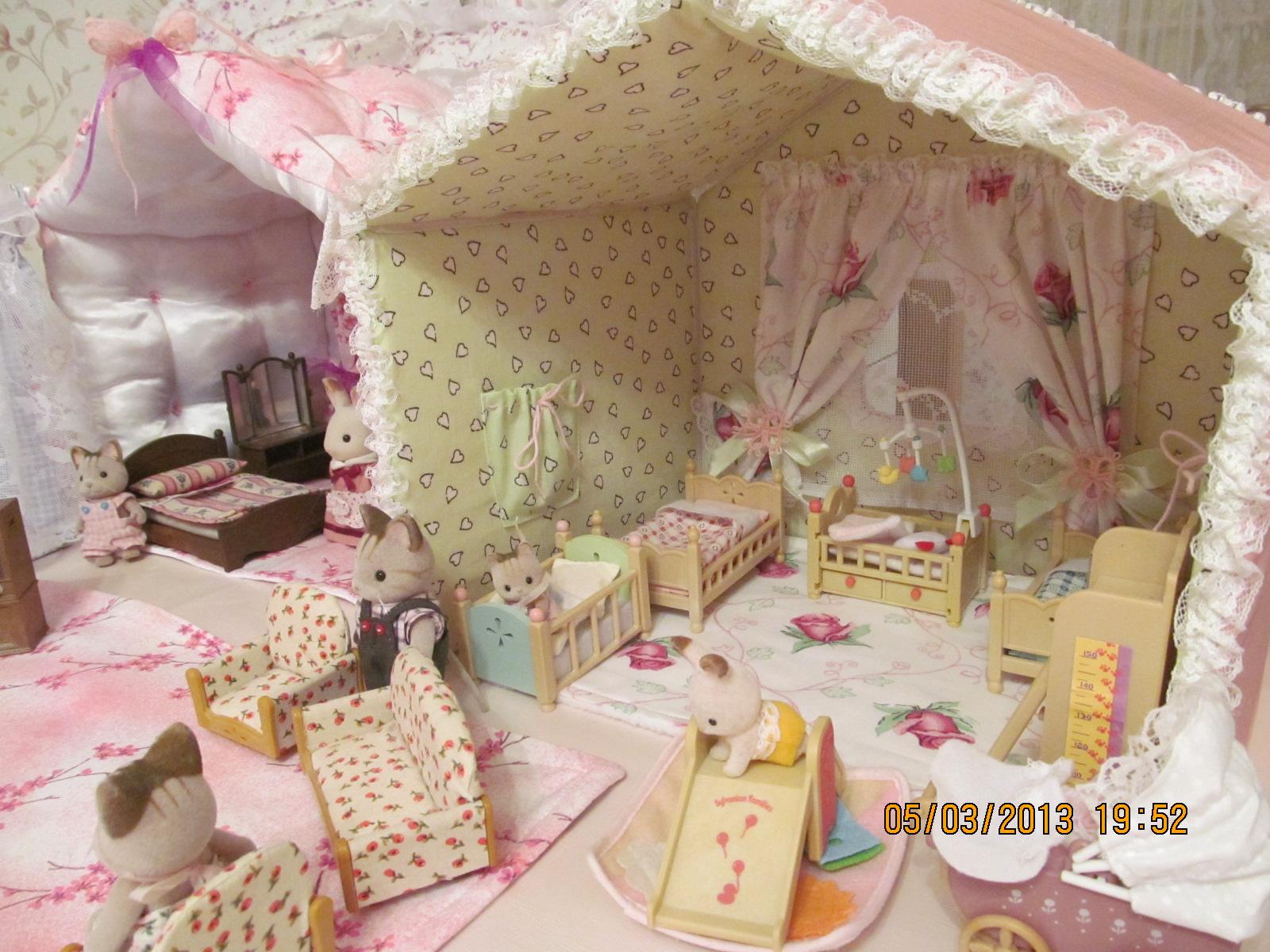 5 идей как сделать кукольный домик своими руками Идеи для 77